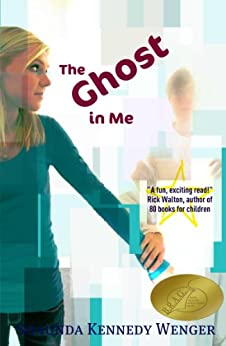 The Ghost in Me by [Wenger, Shaunda Kennedy]