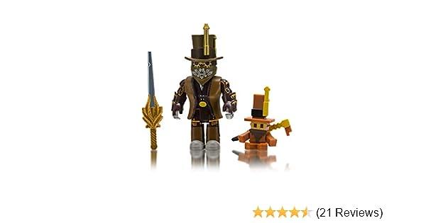 Amazon Com Roblox Chillthrill709 Figure Pack Jazwares Robo205 Toys Games