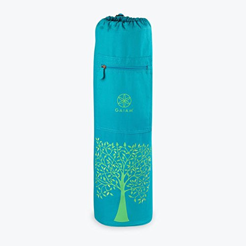 GAIAM - Harmony Tree Mat Bag (Blue)