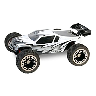 J Concepts 0089 Traxxas 1/16 E-Revo Hi Flow Body: Toys & Games