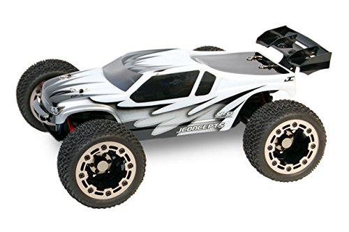 J Concepts Inc. 1/16 Illuzion Clear Body, Hi Flow: E-Revo, JCO0089 (Body Jconcepts Illuzion)