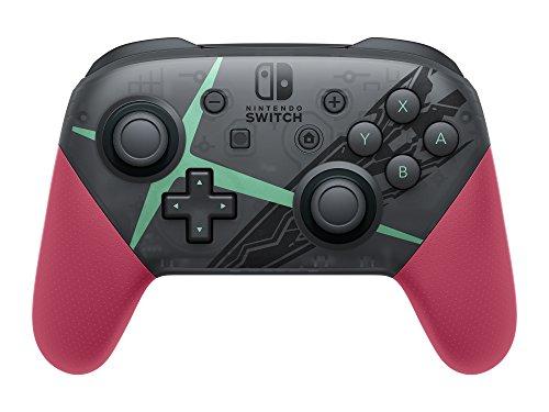 Nintendo Switch Pro Controller - Xenoblade Chronicles 2 Edition 3
