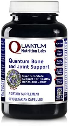 Quantum Bone and Joint Support, 60 Capsules - Quantum-State Support for Healthy Bones and Joints