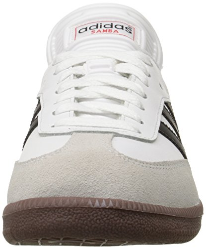 Adidas Mens Samba Classic Leather Trainers Run White