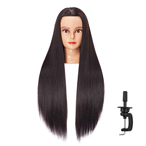 Hairlink Mannequin Synthetic Cosmetology 6611LB0220