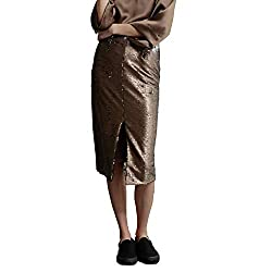 Ember Sequin Skirt