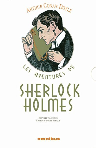 Coffret 3 volumes Sherlock Holmes (French Edition)