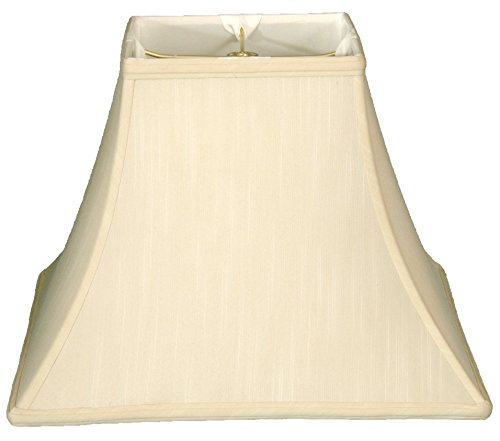 - Royal Designs BSO-715-10EG Square Bell Basic Lamp Shade, 5