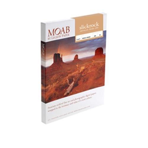 Moab Slickrock Metallic Pearl 260gsm Inkjet Paper, 13x19