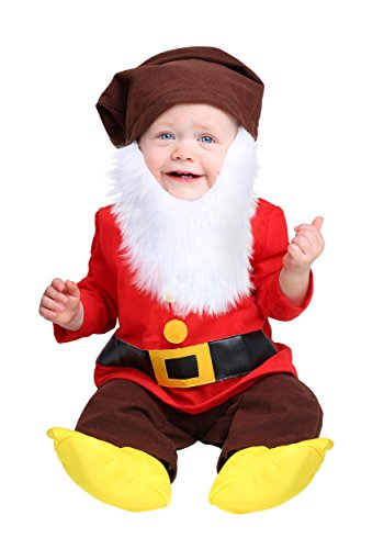 Infant Dwarf Costume 6/9 Months
