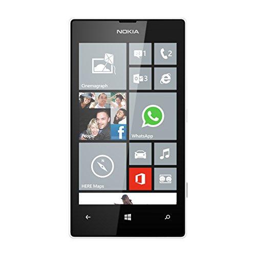 Nokia Lumia 520 8GB Unlocked GSM Windows 8 Cell Phone – White