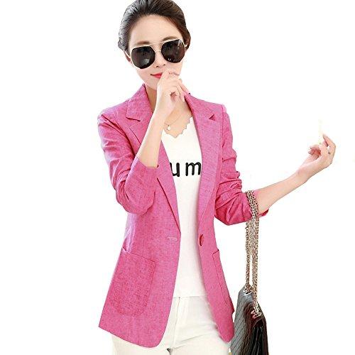 mikty-womens-notch-collar-suits-one-button-jacket-office-blazers-3-pink-xxl