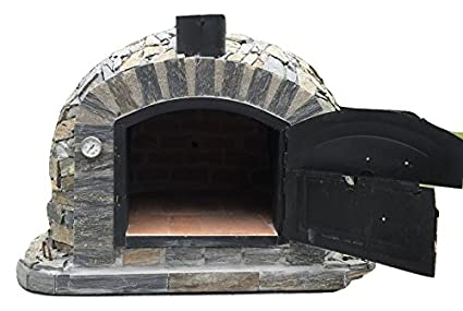 Authentic Pizza Ovens Lisboa Handmade Traditional Stone Wood Fired Oven