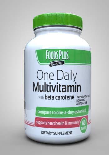 Food Plus Daily-Vitamins with Beta Carotene