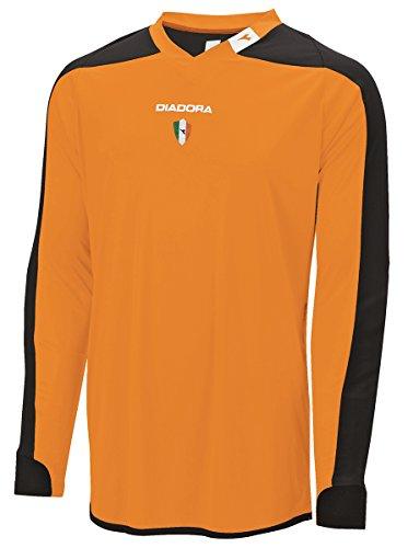 Diadora Men's Enzo Goalkeeper Jersey,Fluorescent Orange,U...