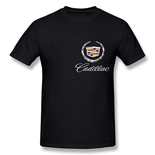 van-mens-general-motors-corporation-cadillac-logo-t-shirts-xl-black