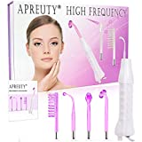 Best High Frequency Machines - High Frequency Facial Machine, APREUTY Portable Handheld High Review