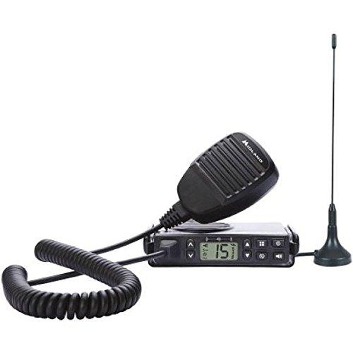 Midland Micro Mobile GMRS 2-Way Radio - Micro Mobile