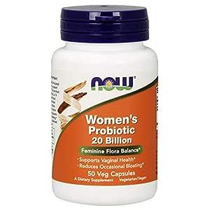 NOW Foods NOW Foods Women's Probiotic 20 Billion 50's vcaps