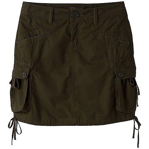 prAna Women's Ellia Cargo Skirt