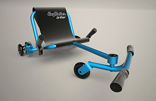 Ezyroller Drifter Ride On - Go Faster Than Ever Before - Blue