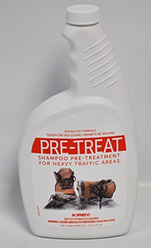 Kirby Home care Products Heavy Traffic Pre Treatment Shampoo by Kirby