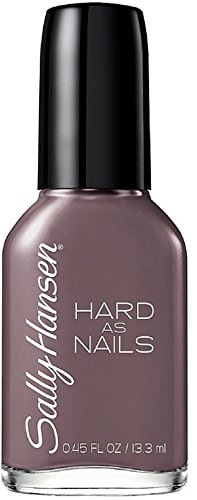 Sally Hansen Hard as Nails Nail Polish, Tough Taupe 0.45 oz