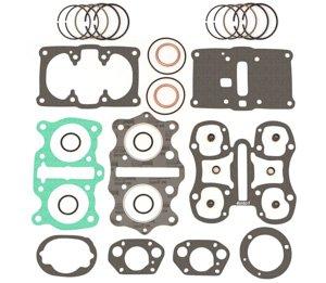 Top End Engine Rebuild Kit - Gaskets & Piston Rings - Honda CB/CL350K (Honda Ring Set)