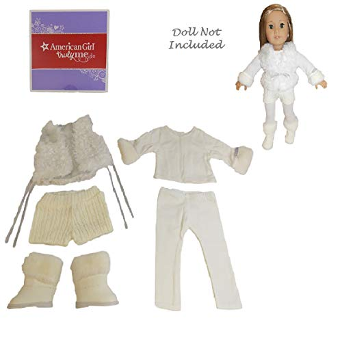 American Girl - Winter White Outfit for Dolls - Truly Me 2014