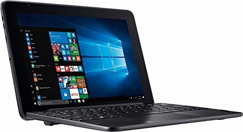 Acer One 10.1 Inch Flagship Edition Tablet Laptop with Keyboard Intel Atom Quad-core Processor 2G RAM 32G Storage Windows 10 bundle with woov sleeve by Acer (Image #4)