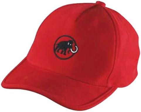 Mammut Kappe Baseball - Gorra de Acampada y Senderismo para Hombre ...