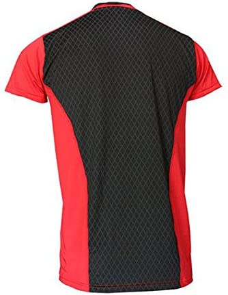 Softee Equipment Start Makers Camiseta Net Rojo Negro: Amazon.es ...