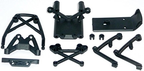 UPC 766150470376, HPI Baja 5b SS FRONT BULK HEAD & BUMPER SETS Front End Parts, Bulkhead