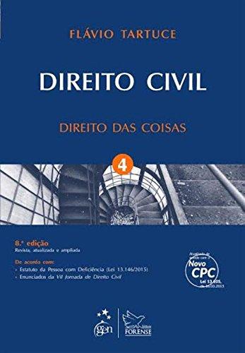 Read Online Direito Civil. Direito das Coisas - Volume 4 PDF