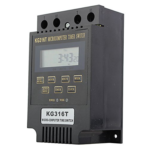 KG316T Power Supply Time Timer Timing Switch AC2200V (Decora Bath Fan Timer Switch compare prices)