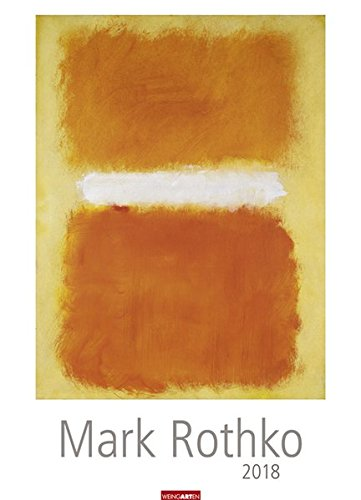Mark Rothko - Kalender 2018