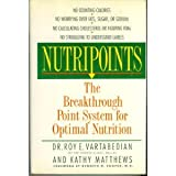 Nutripoints, Roy E. Vartabedian and William M. Shinker, 0060162759
