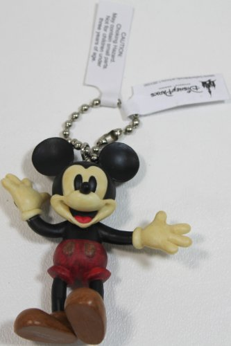 - Disney Retro 1930's Mickey Mouse Keychain - Disney Parks Exclusive & Limited Availability