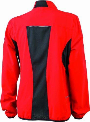 Course Veste De black amp; Nicholson James red Rouge Pour Femme xqUITt7