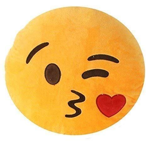 TrendingTemple Emoji Smiley Emoticon cojín Almohada ...