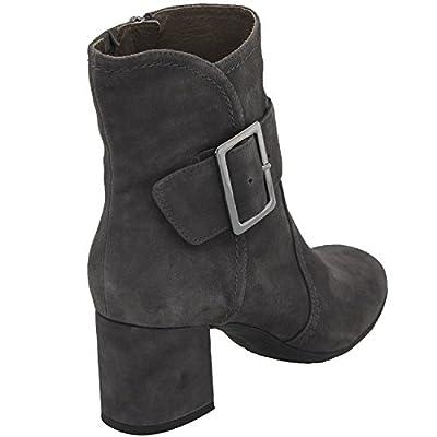 Earthies Women's Dark Slate Athena 7.5 Medium US   Shoes