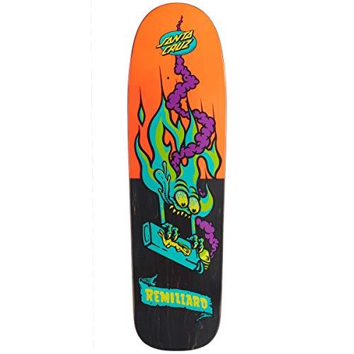 Santa Cruz Remillard Lit AF Skateboard Deck - - Lit Santa