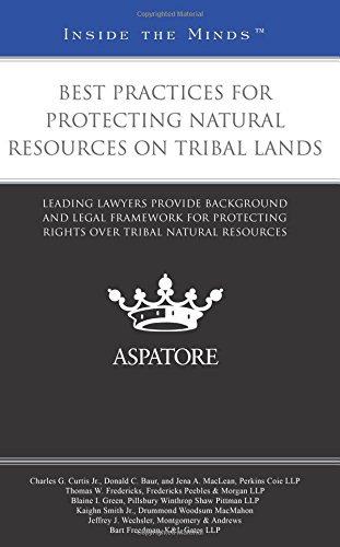 Best Practices for Protecting Natural Resources on Tribal La