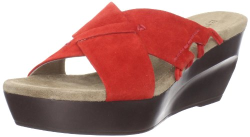 Biviel Women's BV3681, Silky Red, 36 EU/5.5 M US