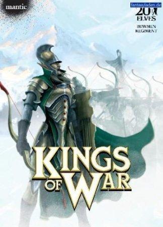 - KoW: Elves Bowman Regiment (20) by Mantic Entertainment