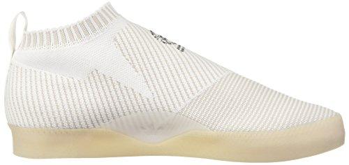 3st.002 (primeknit) Calzado Adidas Blanco / Gris Negro De Un Solo Núcleo La mejor tienda para obtener precios baratos pn8IGAq97c