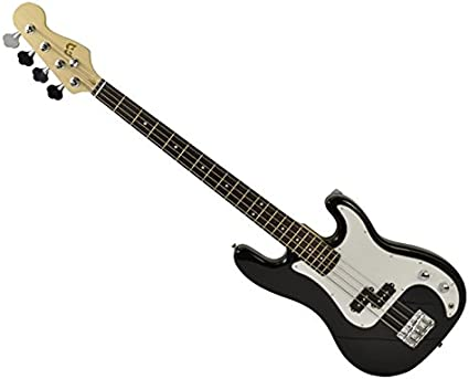 Guitarra Bajo Eléctrico 4 cuerdas negro por Bryce: Amazon.es ...