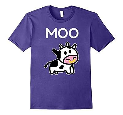 Moo Cow - Funny Farmer cow t shirt