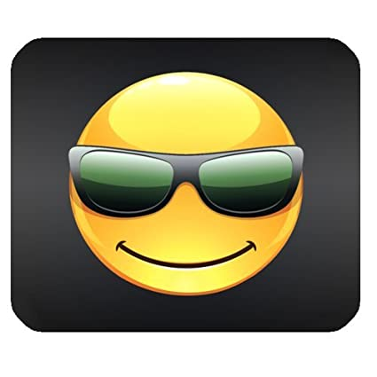 Amazon.com: High Quality Emoji Rectangle Non-slip Mouse Pad ...