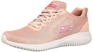Skechers Ultra Flex Free Spirits Womens Sneakers Pink 5